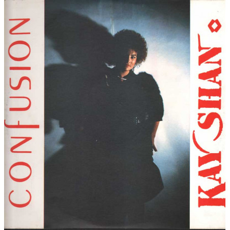 "Kay Shan Vinile 12"" 45rmp Confusion Nuovo"