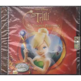 AA.VV. CD Trilli E Il Tesoro Perduto / EMI OST Soundtrack Sigillato 5099930809628