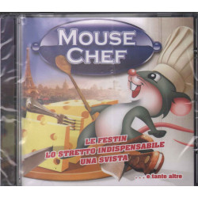 AA.VV. CD Mouse Chef  /Azzurra TBPF 1069  Sigillato 8028980311222