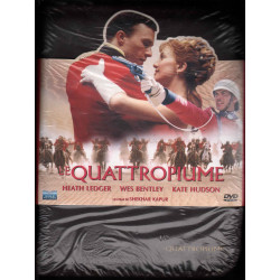 Le Quattro Piume DVD Heath Ledger Kate Hudson Deluxe Ed Sigillato 8031179507603