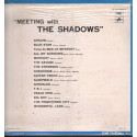 The Shadows Lp 33giri Meeting With The Shadows Nuovo Sigillato
