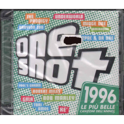 AA.VV. CD One Shot 1996 / Universal ‎531 157-1 Sigillato 0600753115718