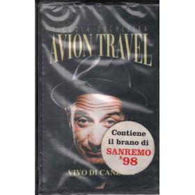 Avion Travel MC7 Vivo Di Canzoni Nuova Sigillata 0602577781643