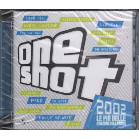 AA.VV. CD One Shot 2002 / Universal 532 997-2 Sigillato 0600753299722