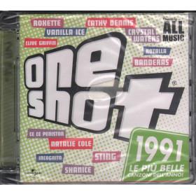AA.VV. CD One Shot 1991 / Universal 984 936-3 Sigillato 0602498493632