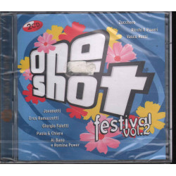 AA.VV. CD One Shot Festival Vol. 2 / Universal 273 447 3 Sigillato 0602527641935