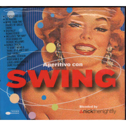 AA.VV. CD Aperitivo Con Swing / EMI - Blue Note Sigillato 0724354029820