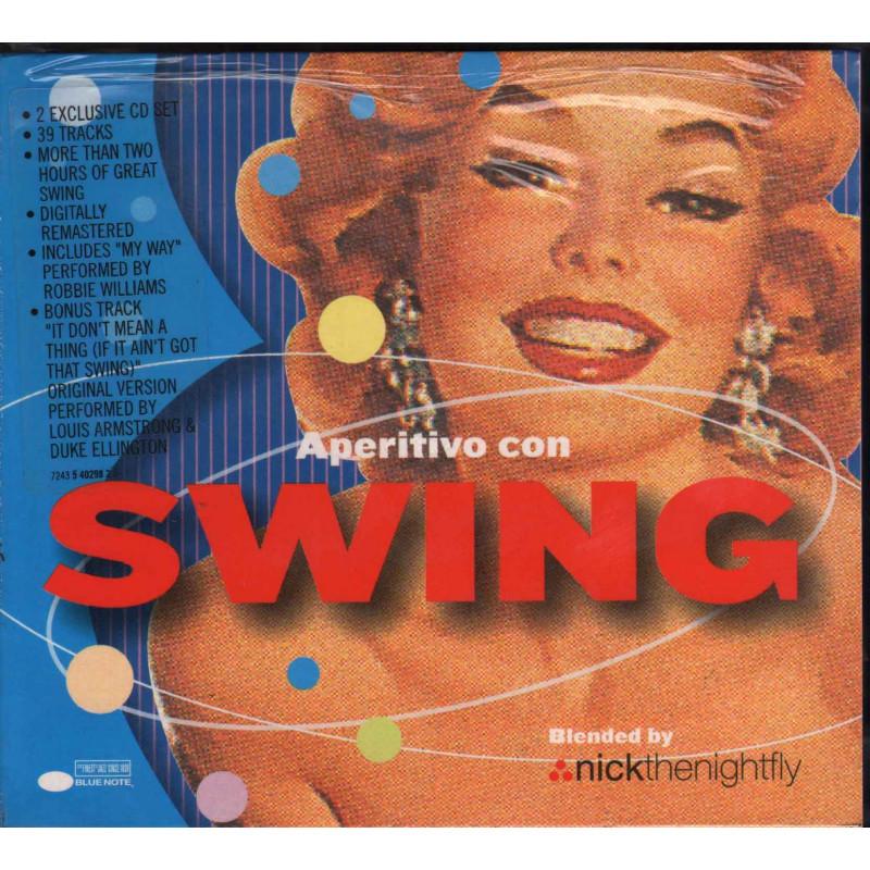AA.VV. CD Aperitivo Con Swing /EMI Sigillato 0724354029820