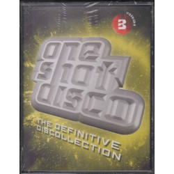 One Shot Disco Volume 3 - The Definitive Discollection  MC7 Sigillata 0731454145145