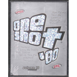 AA.VV. MC7 One Shot '80 Volume 10 (Dance Italia) Sigillata 0731456082745