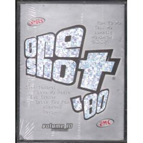 AA.VV. MC7 One Shot '80 Volume 10 (Dance Italia) Sigillata 0731456082745