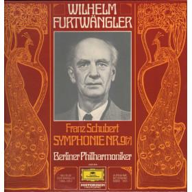 Franz Schubert Lp 33giri Symphonie Nr. 9 (7) Nuovo Deutsche 2535 808