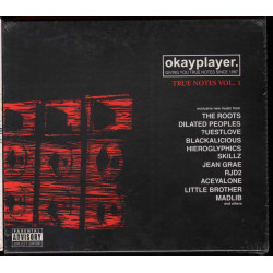 AA.VV. CD Okayplayer True Notes Vol. 1 / Rapster Records Sigillato 0730003903427