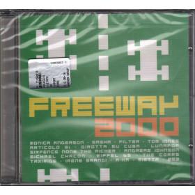 AA.VV. CD Freeway 2000 Sigillato 0095483870325