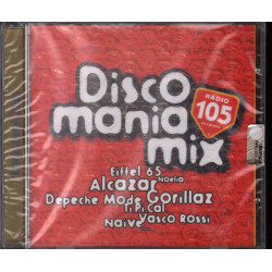 AA.VV. CD Disco Mania Mix Radio 105 Network Sigillato 0724381091524