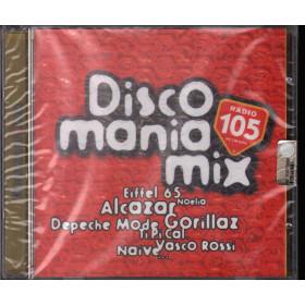 AA.VV. CD Disco Mania Mix Radio 105 Network Sigillato 0724381091524