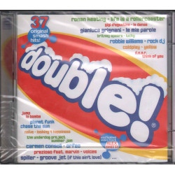 AA.VV. 2 CD Double! 2001 Vol. 2 (2000) Sigillato 0731452005823