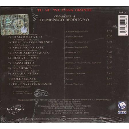 Roberto Murolo -  CD Tu Si' 'na Cosa Grande - Digipack Sigillato 8031274001075
