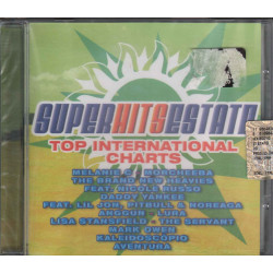 AA.VV. CD Super Hits Estate Top International Charts Sigillato 4029758646724