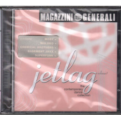 AA.VV. CD Jetlag Vol 1 Compilation Sigillato 5033197144627