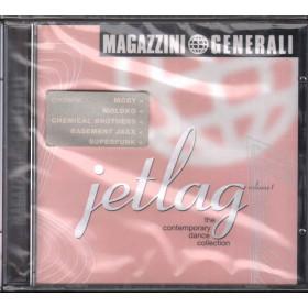 AA.VV. CD Jetlag Vol 1 Compilation Sigillato 5033197144627