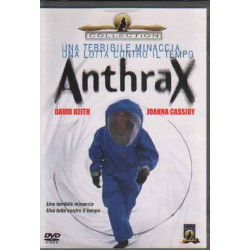 Anthrax DVD Joanna Cassidy / David Keith Sigillato 8031179241019