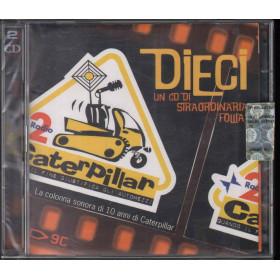 AA.VV. CD Caterpillar Dieci Sigillato 8012855384022