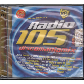AA.VV. CD Marco Mazzoli Presenta Radio 105 Discomaniamix Sigillato 8019991004821