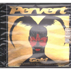AA.VV. CD Pervert Gold / Sonic Solution SOSCD03 Sigillato 8019991121436