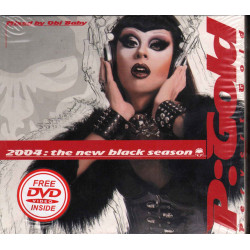 AA.VV. CD Pervert 2004 (The New Black Season) Sigillato 8019991122006