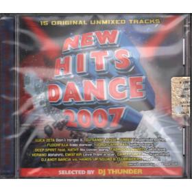AA.VV. CD New Hits Dance 2007 Sigillato 8019991864739