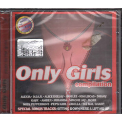 AA.VV. CD Only Girls Compilation - 2000 Sigillato 8022567008123