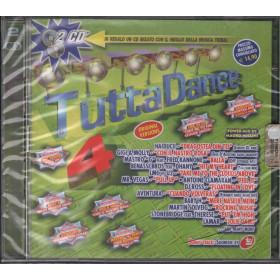 AA.VV. 2 CD Tutta Dance 4 Sigillato 8027851083015