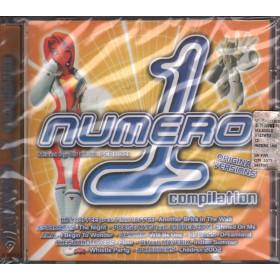 AA.VV. CD Numero 1 Compilation Sigillato 8032484000735