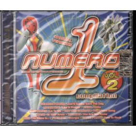 AA.VV. CD Numero 1 Vol 2 Compilation Sigillato 8032484001077
