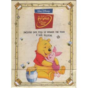 Winnie The Pooh Box 2 Dvd 2 Peluche Il Mio Primo Disney Sigillato 8717418185435