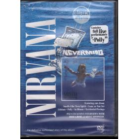 Nirvana DVD Nevermind / Eagle Vision EREDV436 Sigillato 5034504943674