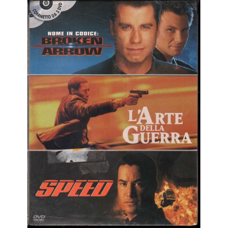 Action / Broken Arrow / L'Arte Della Guerra / Speed Sigillato 8010312056352