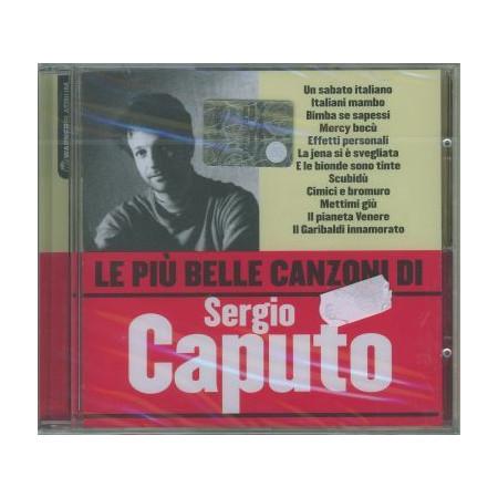 Sergio Caputo CD  Le Piu' Belle Canzoni Di Nuovo Sigillato 5050467967724