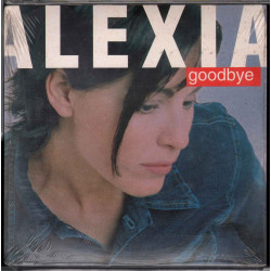 Alexia ‎CD's Maxi-Single Goodbye Sigillato 5099766756219