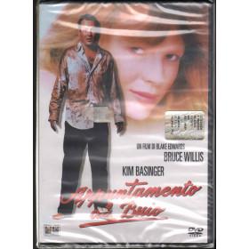 Appuntamento Al Buio DVD Kim Basinger Sigillato 8013123389206