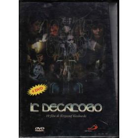 Il Decalogo Box 4 DVD Kieslowski Krzistof / San Paolo Sigillato 8013147480163