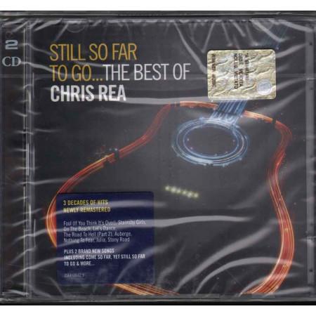 Chris Rea 2 CD Still So Far To Go...The Best Of Sigillato 0825646866298
