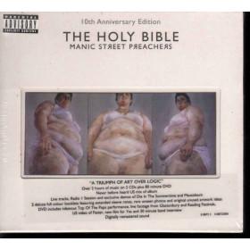 Manic Street Preachers CD The Holy Bible 10th Anniversary Ed Sig 5099751887232