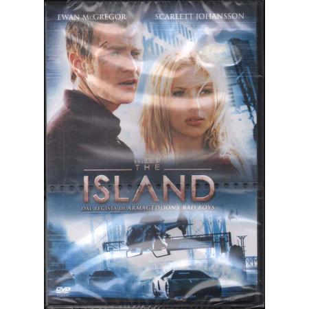 The Island DVD Ewan Mcgregor / Scarlett Johansson Sigillato 7321958717301