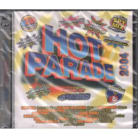 AA.VV. 2 CD Hot Parade 2004 Sigillato 8019991004678