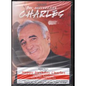 Charles Aznavour DVD Live At Palais De Congres 2004 Sigillato 0724354442995