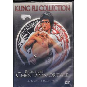 Bruce Lee - Chen L'Immortale DVD Sigillato Ku Feng Mi Hsuch 8027574117448