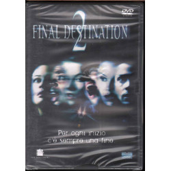 Final Destination 2 DVD Sigillato Ali Larter / Michael Landes 8031179909384