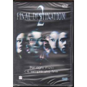 Final Destination 2 DVD Sigillato Ali Larter / Michael Landes 8031179909384